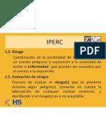 02 Identificación de Peligros, Evaluación y Control de Riesgos (Iperc)