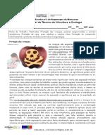 Ficha de Trabalho 13 Pesticidas Protecção Das Crianças, Pessoas Desprevenidas e Animais Domésticos