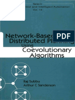 Network Based Distributed Planning Using Coevo Algo