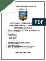 Informe 10 - Uv
