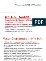 Presentation of Dr Ishwar Gilada of AIDS Society of India in World AIDS Day 2016 webinar