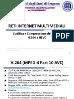 5 - Codifica Video H264 HEVC