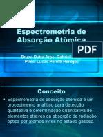 Espectrometria de Absorção Atômica.ppt