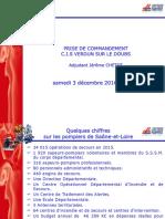 Passation Commandement VERDUN - 3 Décembre 2016