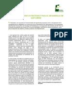 El Agua Un Recurso Estratégico Para El Desarrollo de Santander