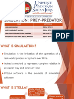 Simulation Prey Predator