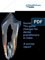 Social Media_The Game Changer for Dental Practioners in India