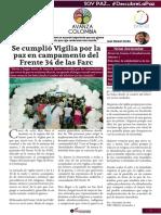 BOLETIN MES DE NOVIEMBRE 2016 AVANZA COLOMBIA- FUNUVIDA