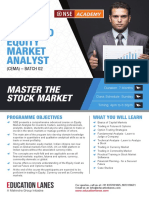 Nse Certified Equity Market Analyst 1 25 Yrs