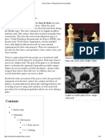 Rules of Chess - Wikipedia, The Free Encyclopedia