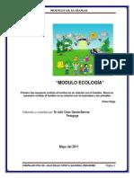 Modulo de Ecología