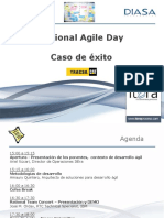 Rational Agile Day. Caso de Éxito