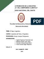 EL SIGNO LINGÜÍSTICO.doc