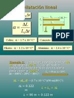 dilatacion termica.ppt