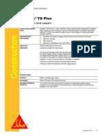 Sikaflex TS Plus PDS