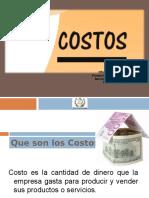 Costos GPE 1