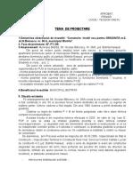 Tema Proiectare Grd.2