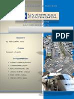 Informe Impacto Vial Transporte Final