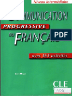 Communication progressive du francais pdf free download communication progressive du francais niveau intermediairebookpdf fandeluxe Image collections