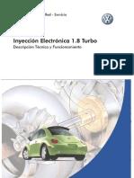 Volkswagen 1.8 Turbo (APH engine technical manual, spanish)