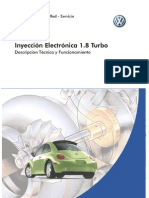 Volkswagen 1.8 Turbo (APH engine technical manual, spanish)