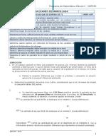 Guiìa Examen Caìlculo II - 2016