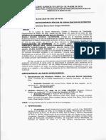 Acta de registro de audiencia pública de convalidación de detención
