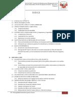 Estudio de Pre Inversión a Nivel de Perfil Creación de Infraestructura y Equipamiento HUANCACHACA