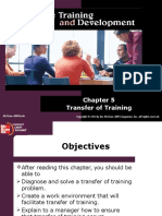 HR Training and Development Chap005