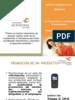 promocion de marketing