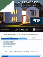 Smart Homes and REALTORS®