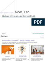 Stratégie Et Innovation de Business Model