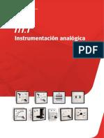 Instrumentación analógica