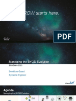 Brkewn 2020 Managing the Byod Evolution