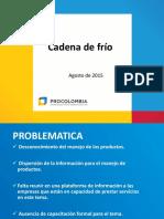 Presentacion Sala Logistica 2015