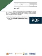 Informe Revision Analisis de Seguridad Vial