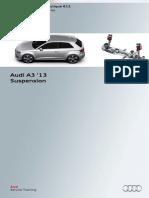 SSP 612 (Audi A3 '13 Suspension)