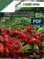 Reglamento Tecnico Empaques Agricolas Consumo Humano