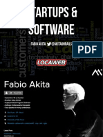 [Eventials] Software e Startups Fabio Akita