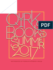 Quirk Books Summer 2017 Catalog