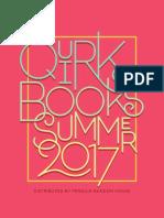 Quirk Books Summer 2017 Catalog