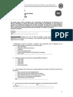 Cuestionario sobre BPM