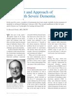 Assesment Dementia