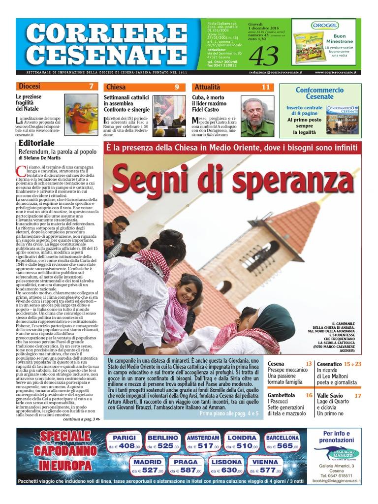 Corriere Cesenate 43-2016 0fa09672e5b0