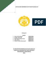 DASKESMAS TUGAS 1 - FKM EKSTENSI UI