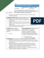 Theme Graphic Organizer Lesson Plan