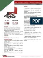 Ficha Tecnica Invertec V155-S-lincoln Electric-praxair
