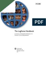 Logframe handbook WorldBank
