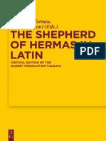 The Shepherd, Hermas