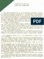 Henri Cazelles, d'Ex 22,4 a Is 6,13 Par Les Targums
